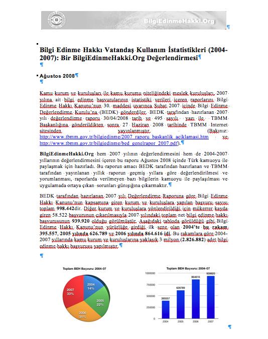 2008 Rapor Kapak